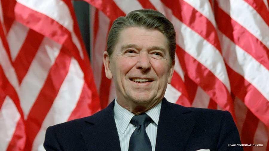 Ronald Reagan acufenos