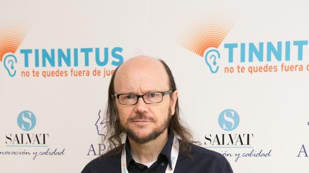 Santiago Segura: «Los acúfenos me impiden sentir el silencio absoluto»
